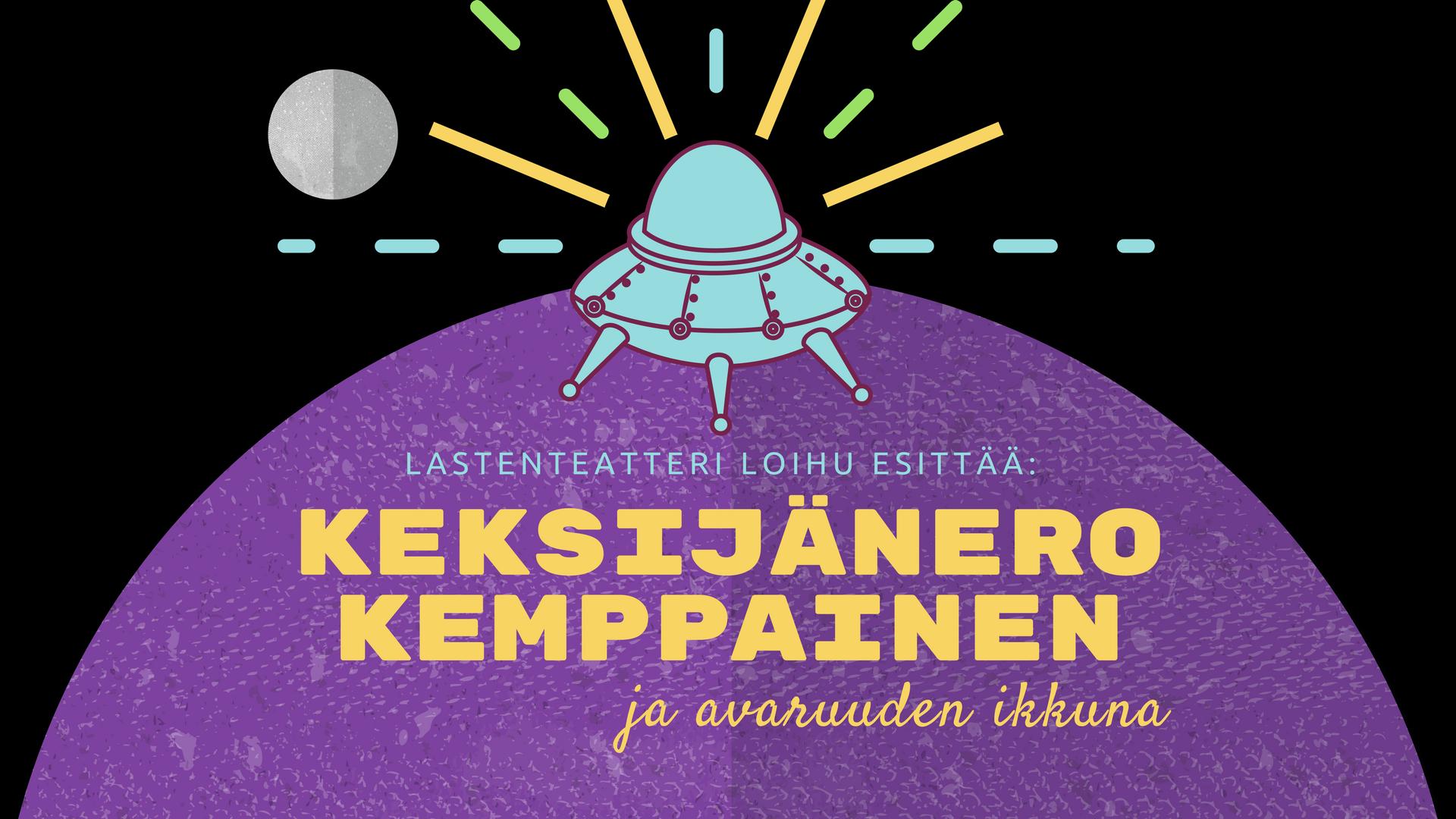 Lastenteatteri Loihu Jyväskylän kirjastoissa